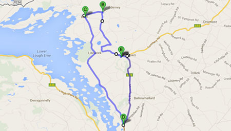 Fermanagh Route